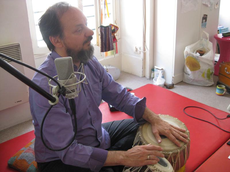 Cours de musique indienne