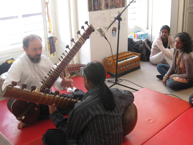 Conférences et cours de musique